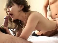 Yuu Kawano Has A Mouthful Of Cock