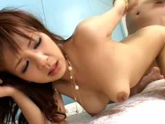 Rin Yuuki fucked deeply in her ass – hot anal